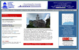 Michael Logue Web Design, Warren County Port Commission
